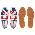 Scarpa Superga flag UNITED KINGDOM
