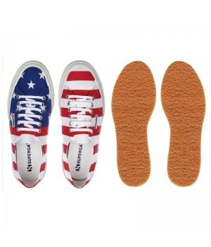 Scarpa Superga flag USA