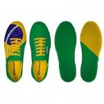 Scarpa Superga flag BRAZIL