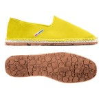 Scarpa Superga  Espadrillas orange sunflower