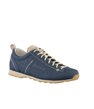 scarpe dolomite 54 lh canvas navy canapa