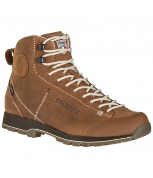scarpe dolomite 54 high fg gtx  ochre red