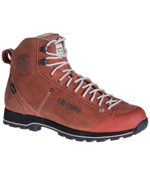scarpe dolomite 54 high fg gtx  ginger red