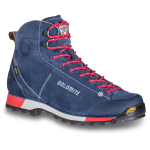scarpe dolomite 54 hike gtx  blue red