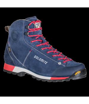 scarpe dolomite 54 hike gtx  blue red