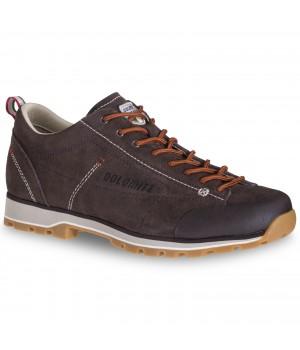 scarpe dolomite 54 low dark brown red