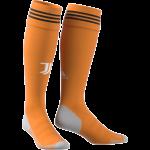 calzettoni juventus adidas trasferta arancio 20/21