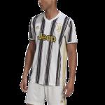 maglia juventus adidas gara 20/21 bianca juve h jsy white/black