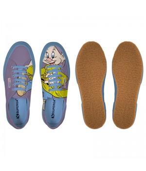 Scarpa Superga Disney Cucciolo Lilla