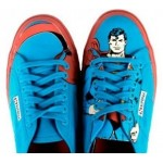 Scarpa Superga Cartoon superman